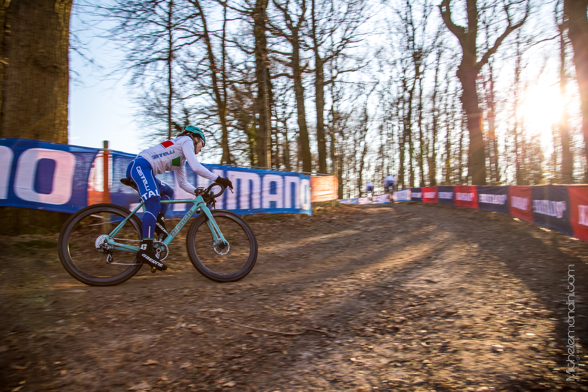 #lightbro for Chiara Teocchi in Hoogerheide - Michele Mondini