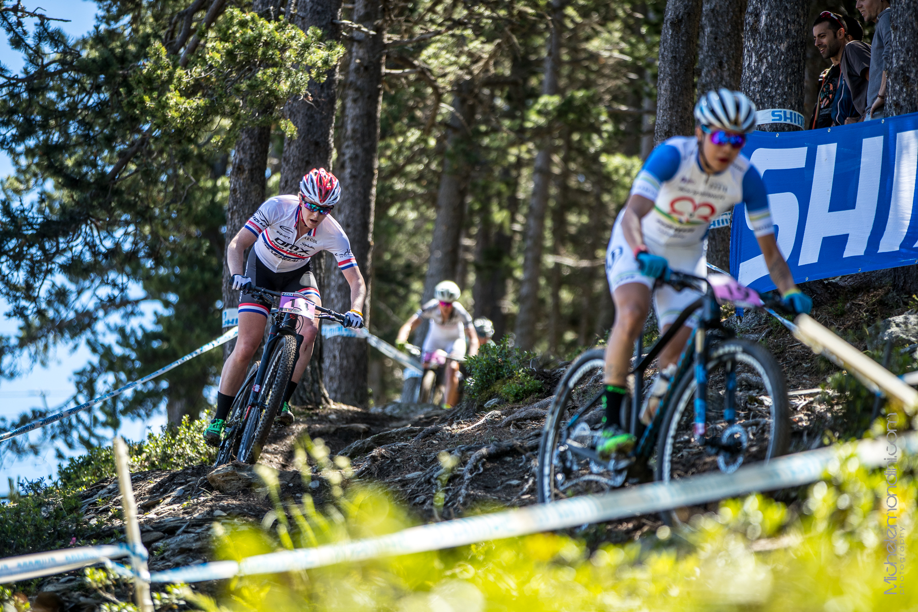 Annie Last in Vallnord World Cup