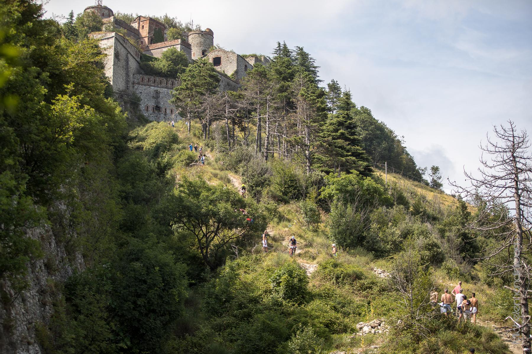 Italian nationals course in Genova - Michele Mondini