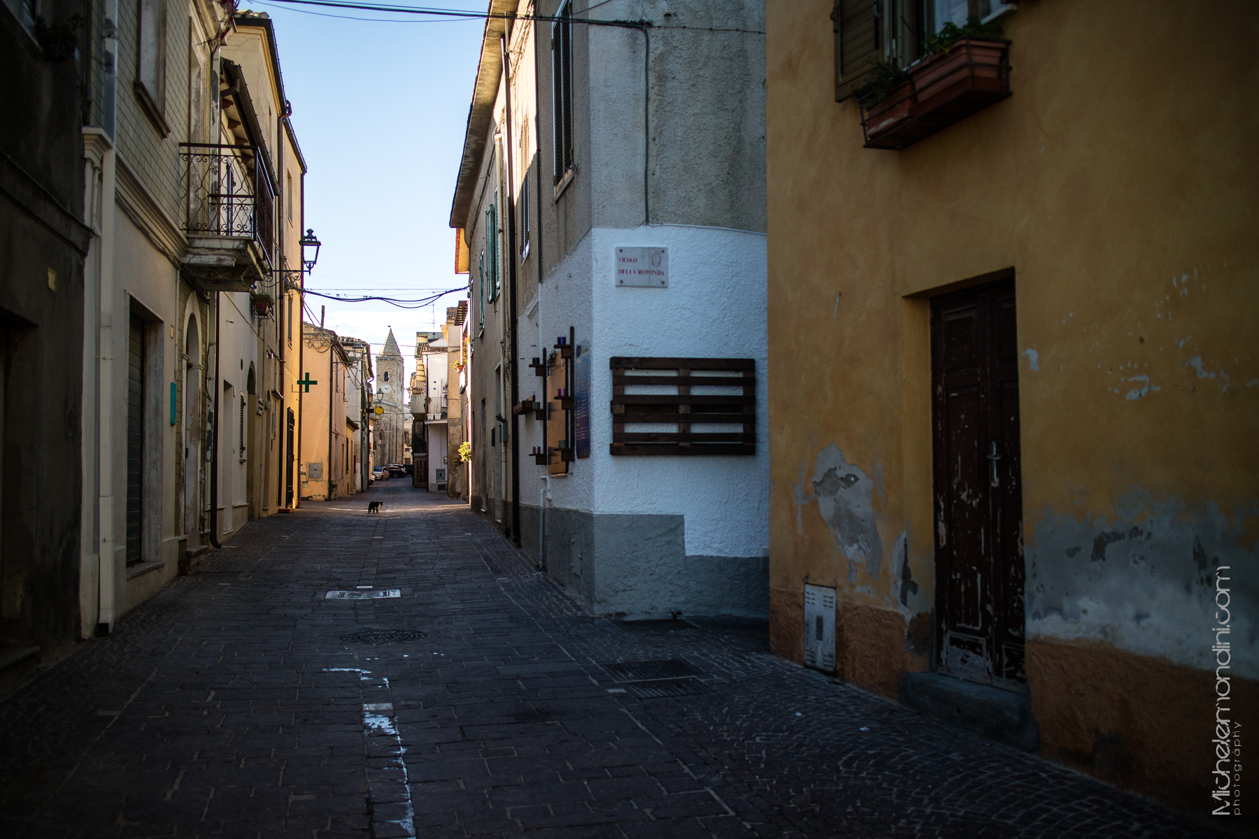A quick winter tour in Silvi Town - Ph: Michele Mondini
