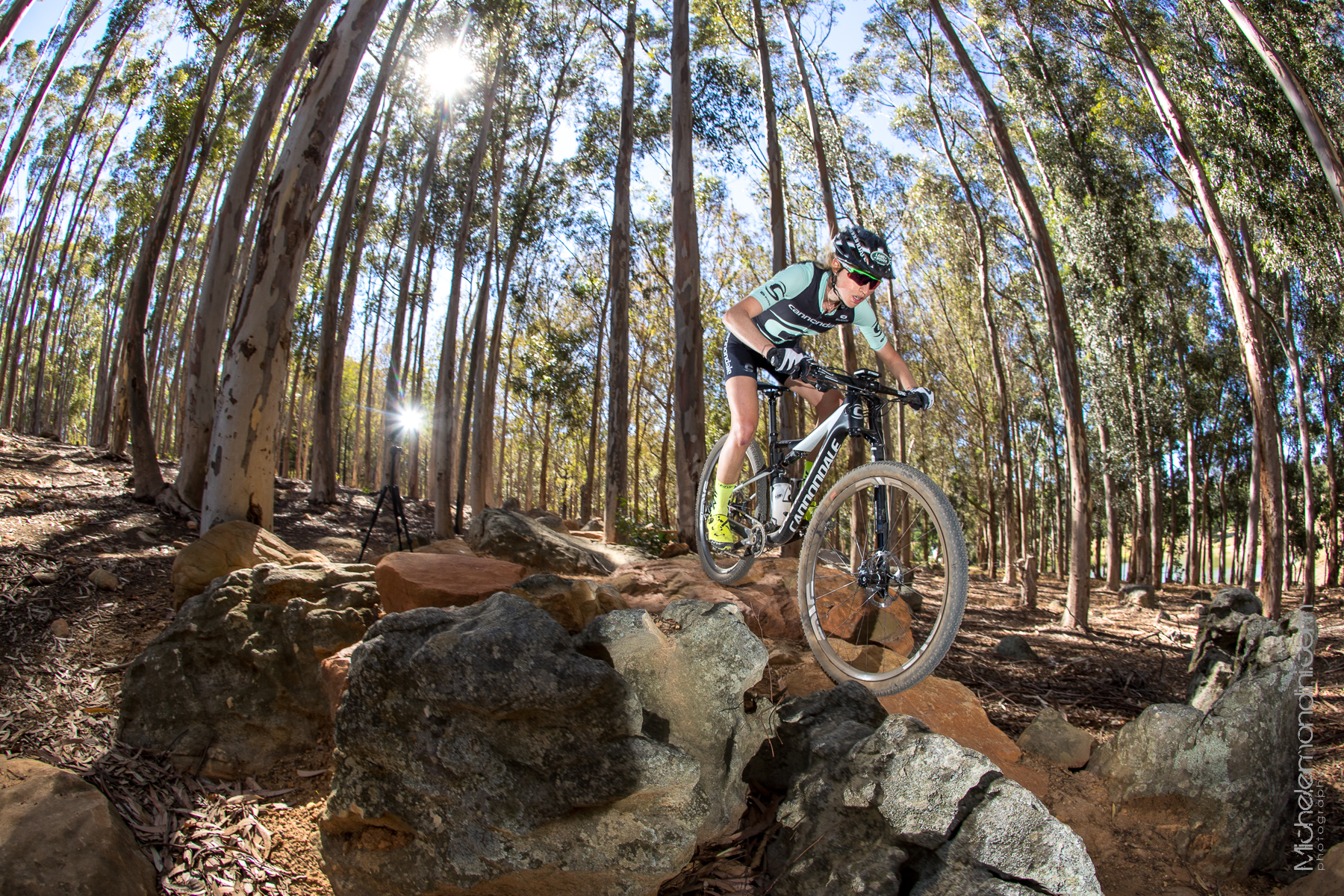 Time to shoot the new jersey and the new bikes of CFR - Stellenbosch - South Africa - Ph: Michele Mondini