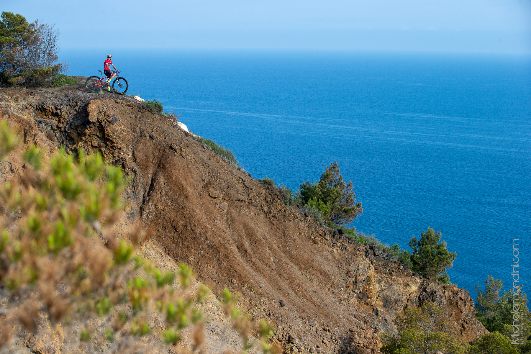 Shooting with Mara Fumagalli - Isola d'Elba - Ph: Michele Mondini