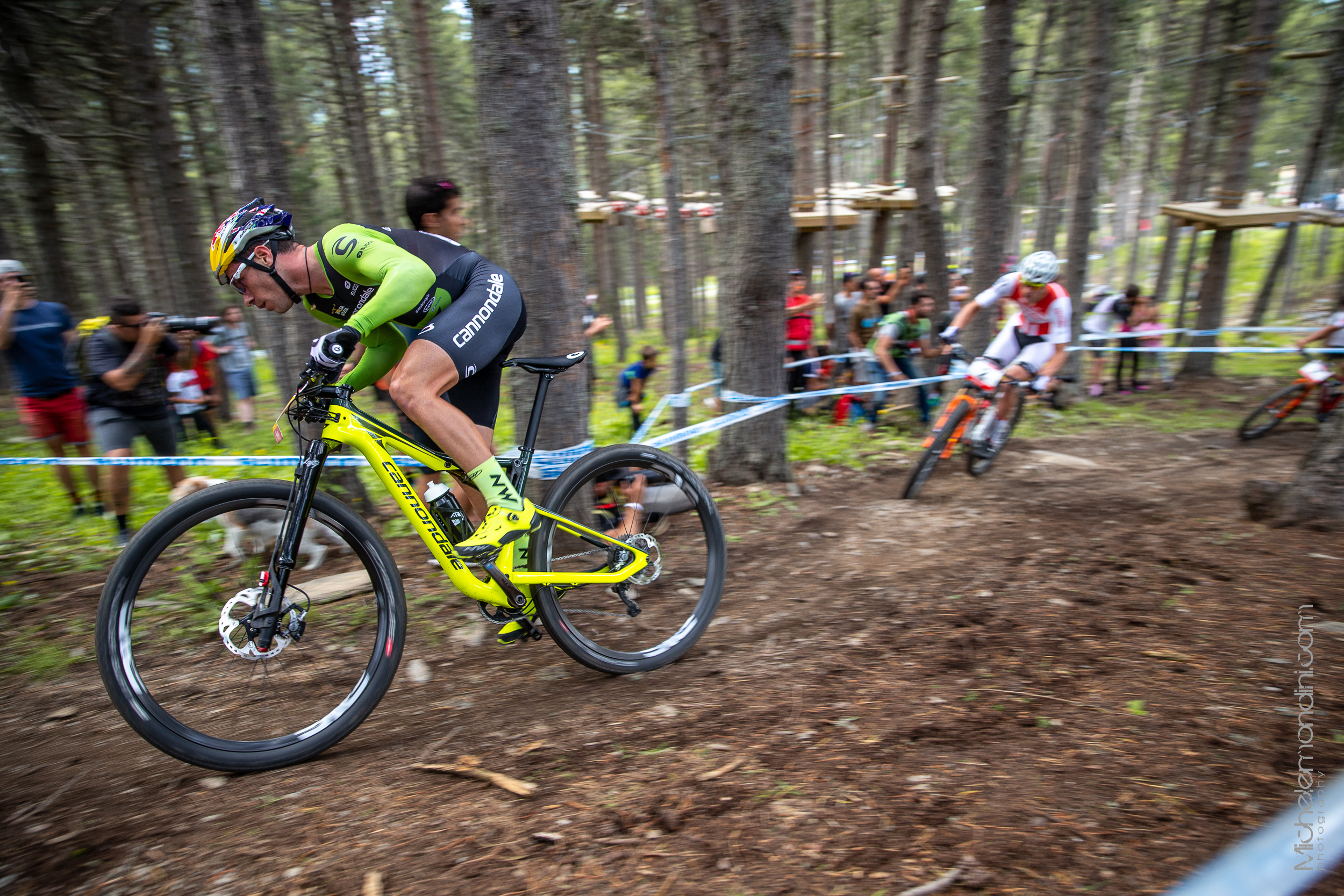The president flying in Vallnord XXC - Ph: Michele Mondini
